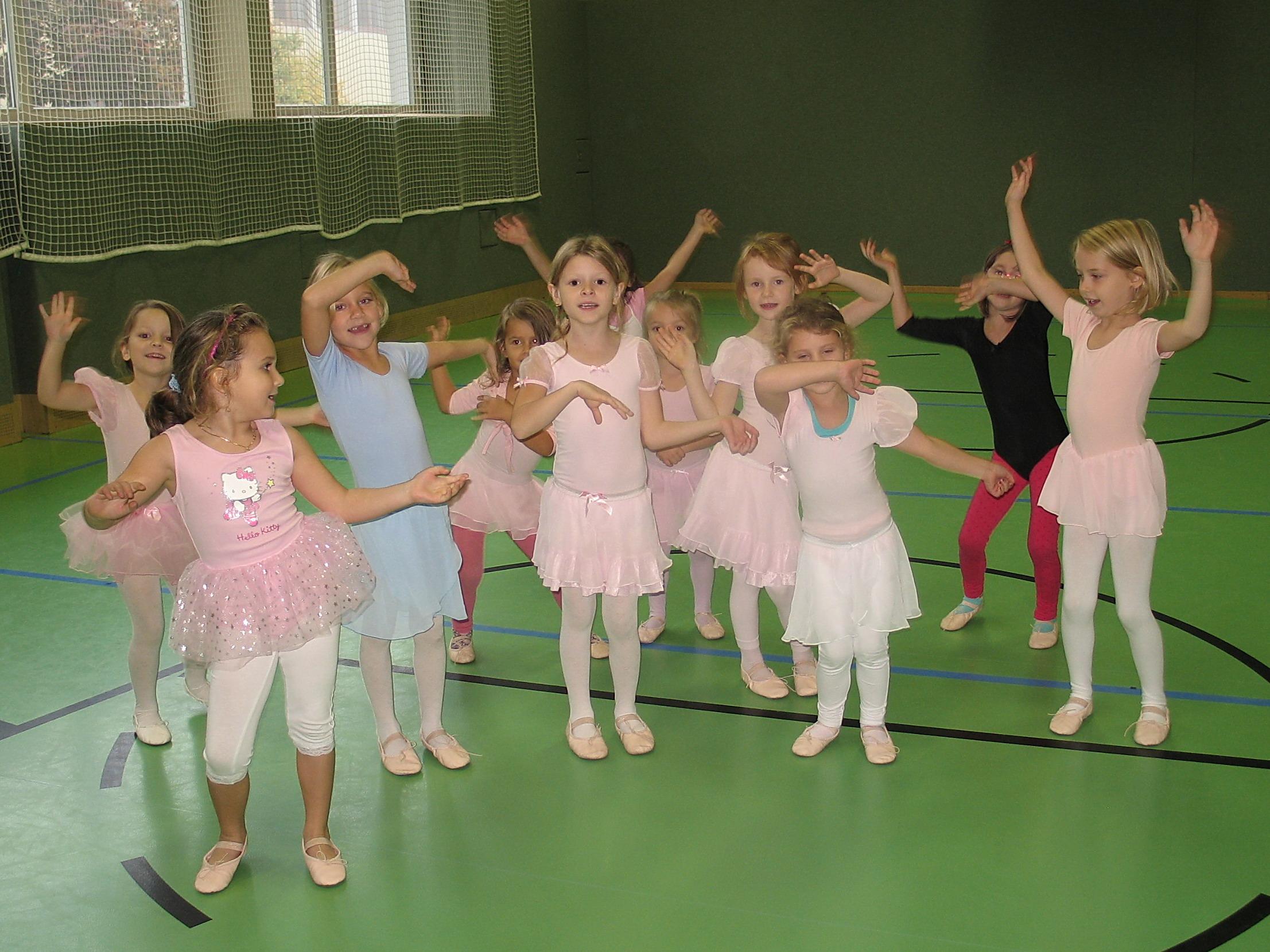Tanzen macht spass Kita2